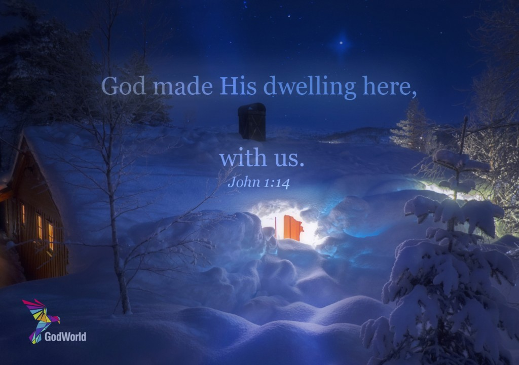 God Made His Dwelling